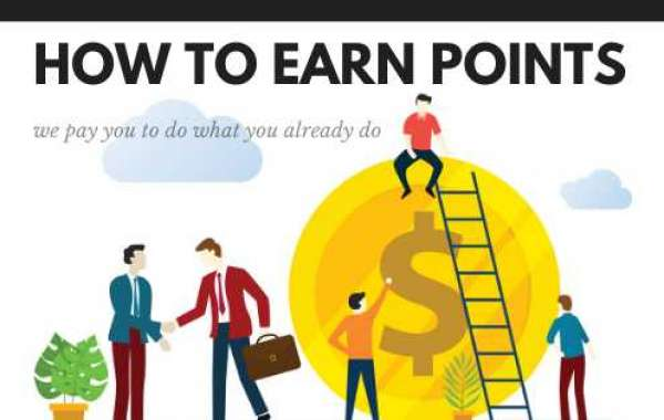 How to earn points and turn them to CASH on the Creators Network